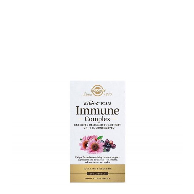 Easter - C Immune Complex Solgar 60 Softgels
