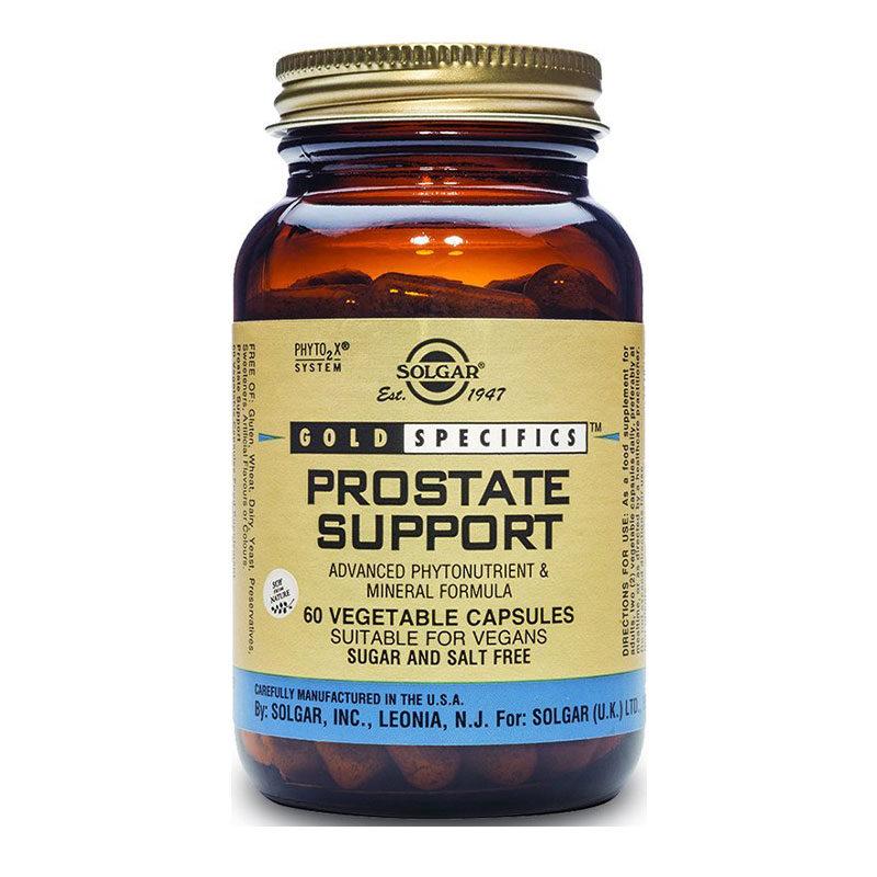 Prostate Support Solgar 60 Φυτικές Κάψουλες