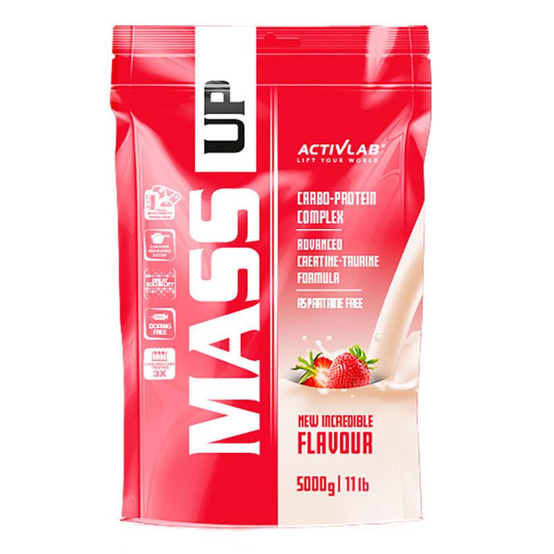 mass up φραουλα