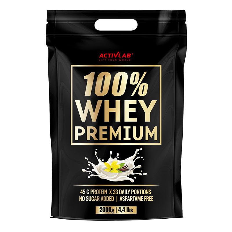 Πρωτεΐνη με Γεύση Βανίλια