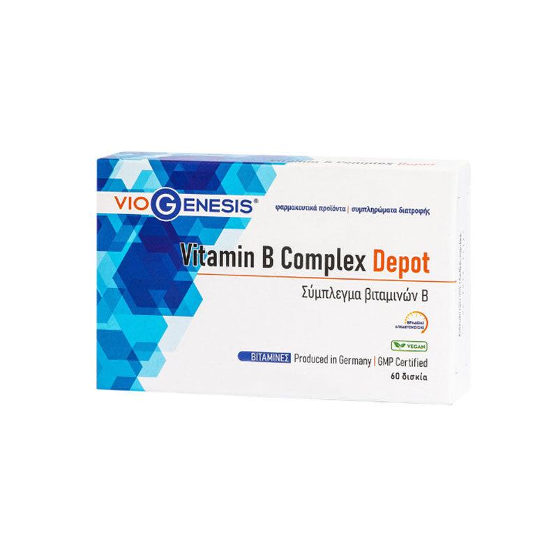 Vitamin V Complex Depot