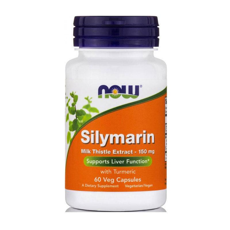 SILYMARIN 150MG 60 VEG CAPSULES